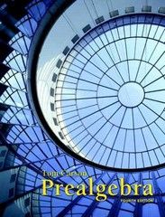 Prealgebra 4th edition 9780321756954 0321756959