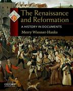 The Renaissance and Reformation 1st Edition 9780195338027 0195338022
