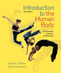 Introduction to the Human Body 9th Edition 9780470598924 0470598921