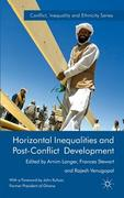 Horizontal Inequalities and Post-Conflict Development 1st Edition 9780230348622 0230348629