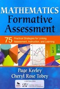 Mathematics Formative Assessment 1st Edition 9781412968126 1412968127