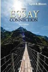 The Essay Connection 10th edition 9780840030078 084003007X