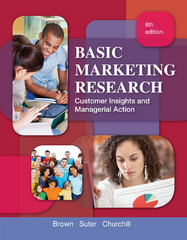 Basic Marketing Research (with Qualtrics Printed Access Card) 8th Edition 9781133188544 1133188540
