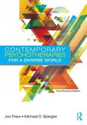 Contemporary Psychotherapies for a Diverse World 1st Edition 9780415898386 0415898382