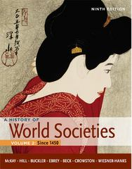A History of World Societies 9th edition 9780312666934 0312666934