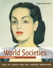A history of world societies volume 1: to 1600 9th edition | rent.