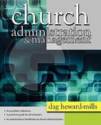 Church Administration and Management 1st Edition 9781449712532 1449712533
