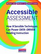 Accessible Assessment 1st Edition 9780325030524 0325030529