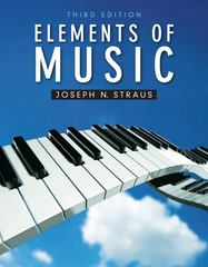 Elements of Music 3rd Edition 9780205007097 0205007090