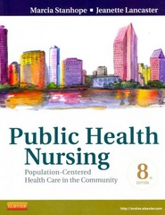 Public Health Nursing 8th Edition 9780323080019 0323080014