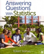 Answering Questions With Statistics 1st Edition 9781412991322 1412991323