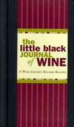 The Little Black Journal of Wine 1st Edition 9781441305633 1441305637