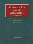 Contract Law and Its Application 8th Edition 9781609300074 1609300076