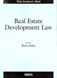 Real Estate Development Law 1st Edition 9780314267429 0314267425