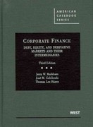 Corporate Finance 3rd edition 9780314265104 0314265104
