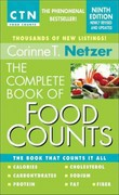 The Complete Book of Food Counts, 9th Edition 9th Edition 9780440245612 0440245613