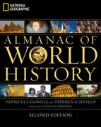 National Geographic Almanac of World History, 2nd Edition 2nd edition 9781426208904 1426208901