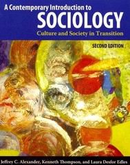 A Contemporary Introduction to Sociology, 2nd Edition 2nd edition 9781612050294 1612050298