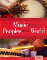 Music of the Peoples of the World 3rd Edition 9781133307945 1133307949