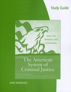 Study Guide for Cole/Smith's The American System of Criminal Justice 13th edition 9780840030870 0840030878