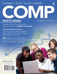COMP (with English CourseMate with eBook Printed Access Card) 2nd edition 9781133307747 1133307744