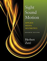 Sight, Sound, Motion 7th edition 9781133307358 1133307353