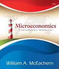 Microeconomics 10th Edition 9781133189237 1133189237