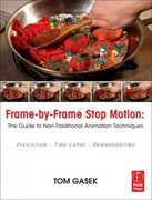 Frame-By-Frame Stop Motion 1st Edition 9780240817286 0240817281