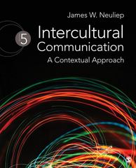 Intercultural Communication 5th Edition 9781412976893 1412976898