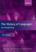 The History of Languages 1st Edition 9780199604296 0199604290