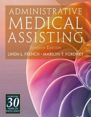 Administrative Medical Assisting (with Premium Web Site Printed Access Card) 7th edition 9781133133926 1133133924