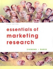 Essentials of Marketing Research (with Qualtrics Printed Access Card) 5th Edition 9781133190646 1133190642
