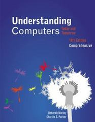 Understanding Computers 14th Edition 9781133190240 1133190243