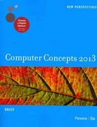 New Perspectives on Computer Concepts 2013 15th edition 9781133190585 1133190588