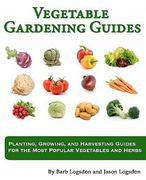 Vegetable Gardening Guides 0 9781461051015 1461051010