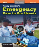 Nancy Caroline's Emergency Care in the Streets 7th Edition 9781449609238 1449609236
