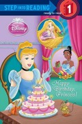 Happy Birthday, Princess! (Disney Princess) 0 9780736480994 0736480994
