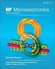 RF Microelectronics 2nd edition 9780137134731 0137134738