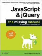 JavaScript and JQuery 2nd Edition 9781449399023 1449399029
