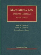 Mass Media Law 8th Edition 9781599418599 1599418592