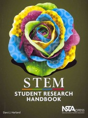 STEM Student Research Handbook 1st Edition 9781936137244 1936137240