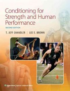 Conditioning for Strength and Human Performance 2nd edition 9781451168853 1451168853