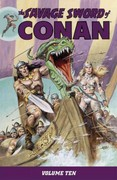 Savage Sword of Conan Volume 10 0 9781595827999 1595827994