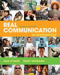 Real Communication 2nd Edition 9780312644208 0312644205
