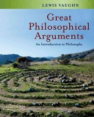 Great Philosophical Arguments 0 9780195342604 0195342607