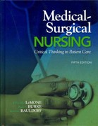 Medical-Surgical Nursing: Critical Thinking in Patient Care and MyNursingLab with Pearson eText Access Card Package 5th edition 9780132658676 0132658674