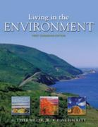 Living in the Environment 0 9780176104542 0176104542