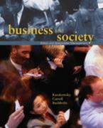 Business and Society : Ethics and Stakeholder Management 0 9780176416515 017641651X