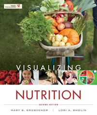 Visualizing Nutrition 2nd Edition 9781118013809 1118013808
