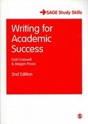 Writing for Academic Success 2nd Edition 9780857029287 0857029282